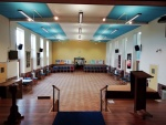 Church Hall from stage